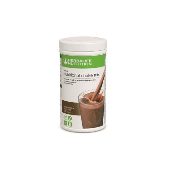 Formula 1 zamjenski obrok – okus Smooth Chocolate