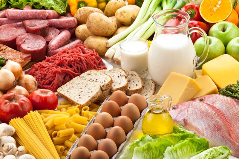uravnotezena prehrana