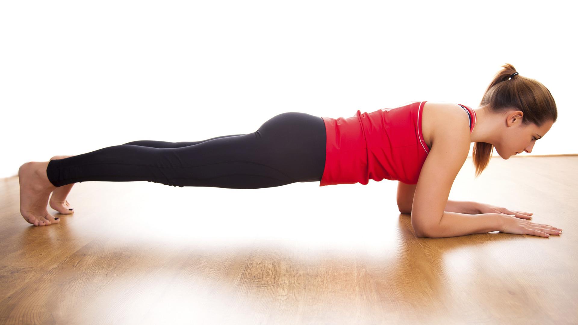 BudiFit Plank